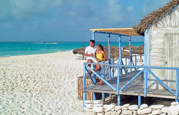 Kuba Reisen Hotel, Strand